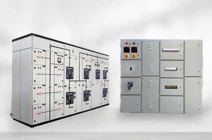 MCC | APFC Electrical Control Panel Manufacturer and Supplyer in Aurangabad